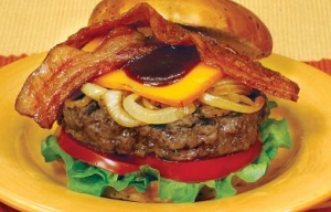 Texas Steaks Burger Recipe